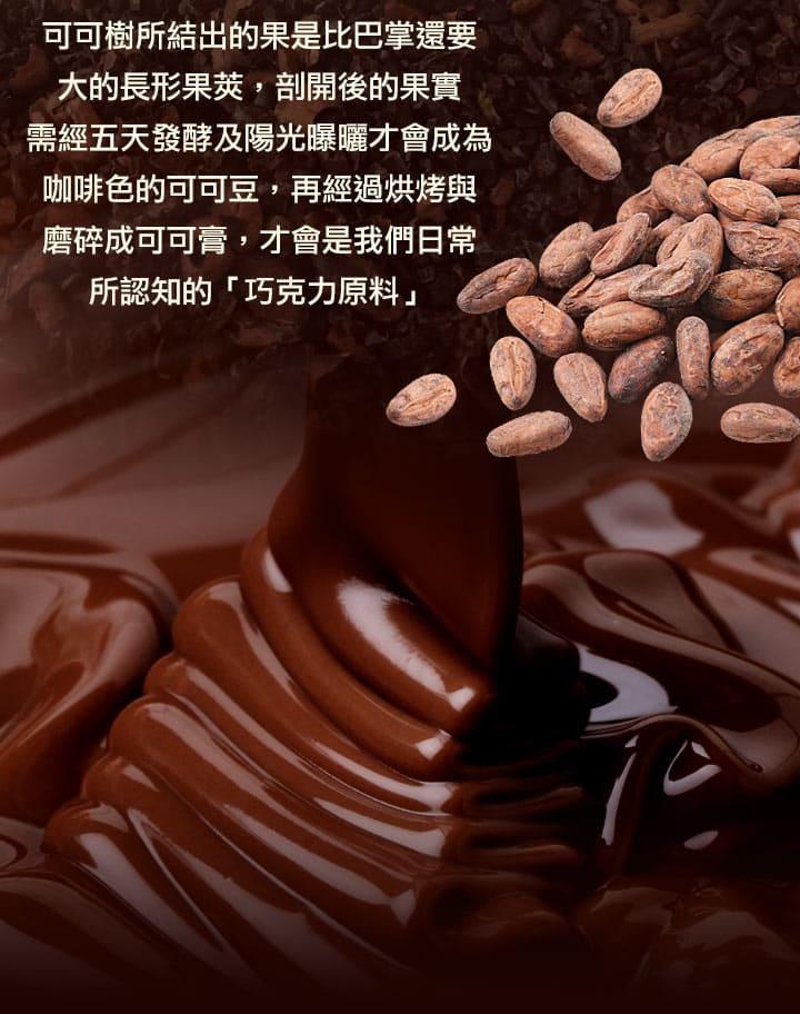 愛上新鮮 剛果堅果90%純黑巧克力