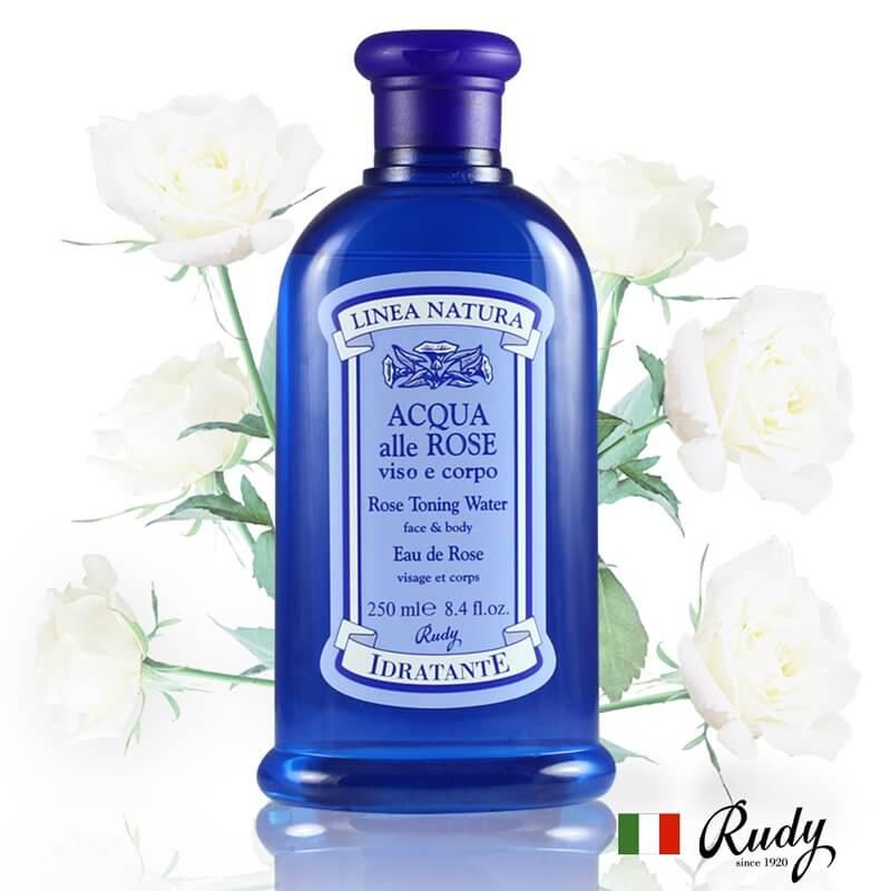 義大利LINEA NATURA 玫瑰嫩膚保濕化妝水