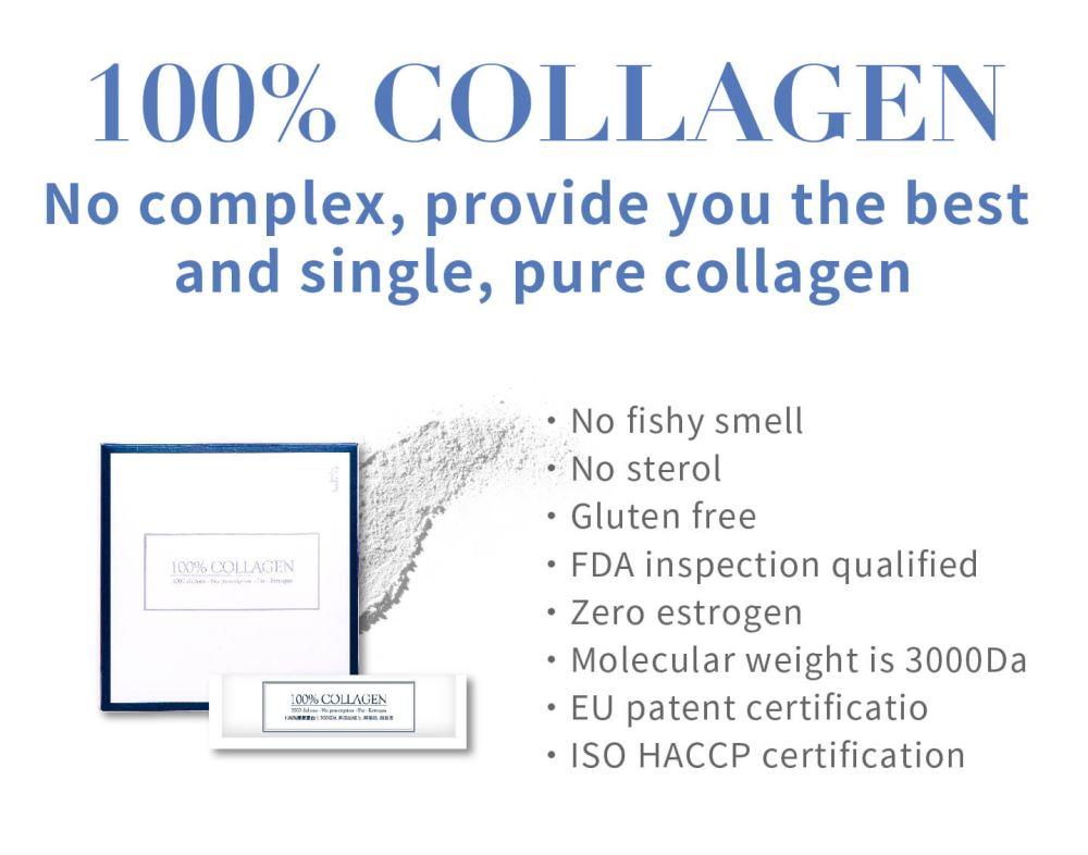 豐傑生醫 100%膠原蛋白 30包/盒
