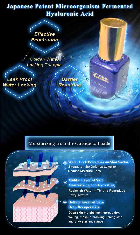Dr.Cink水微晶長效鎖水精華液